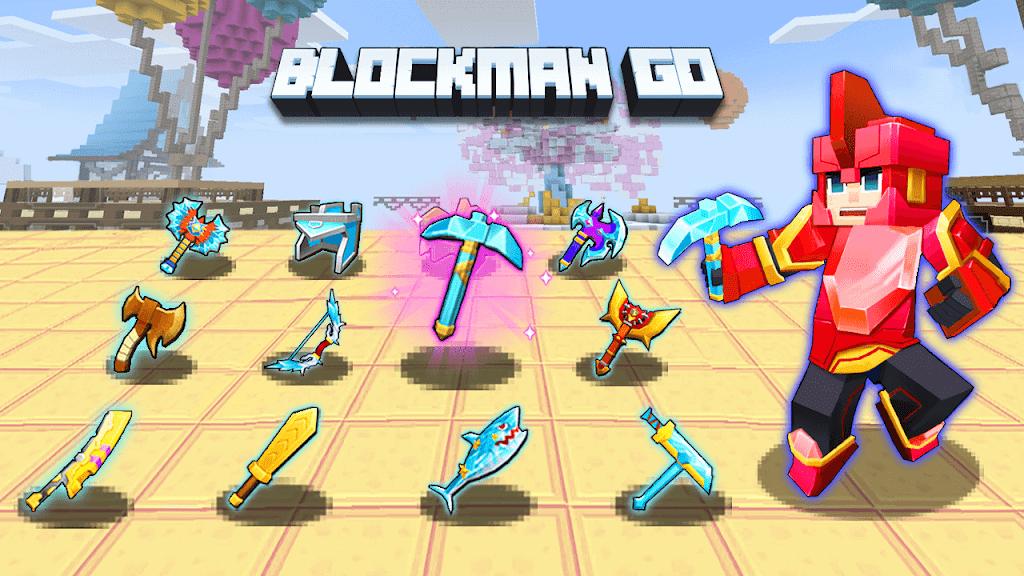 Blockman Go  poster 12