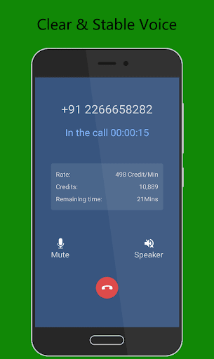 Call Global - Free International Phone Calling App 1.4.9 screenshots 2