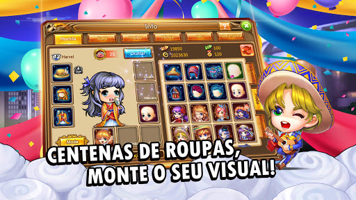 Bomb Me Brasil - Free Multiplayer Jogo de Tiro 3.8.3.1 screenshots 5