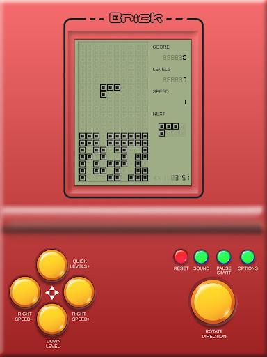 Brick Game : Retro Classic Brick  screenshots 16