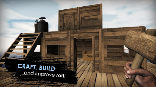 Survival on raft: Crafting in the Ocean apkpoly screenshots 6