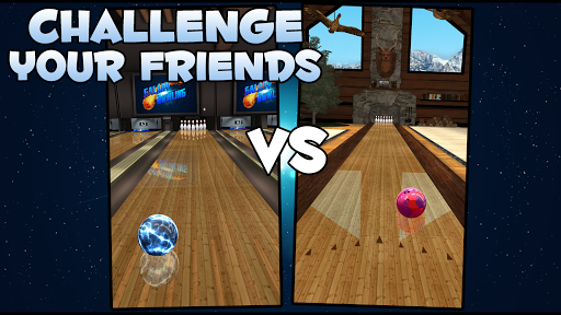 Galaxy Bowling 3D Free screenshots 16