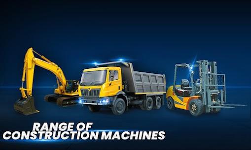 Utility Construction Machines: Construction City 7