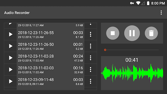 Audio Recorder (No Ads) For Pc (2020) – Free Download For Windows 10, 8, 7 2