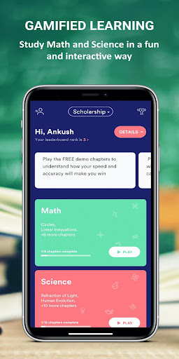 STEPapp - Gamified Learning  screenshots 7