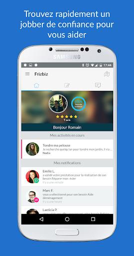 Frizbiz screenshot 3