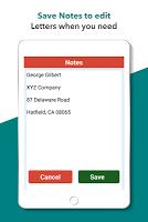 Letter Templates Offline - Letter Writing App Free