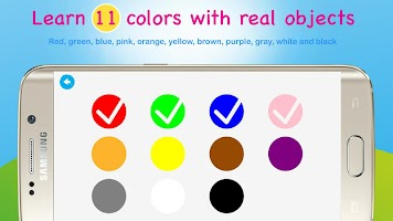 Color games for Kids - Learning colors for Toddler