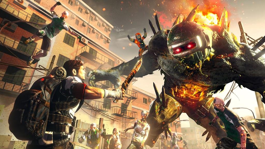ZOMBIE HUNTER: Offline Games  poster 7