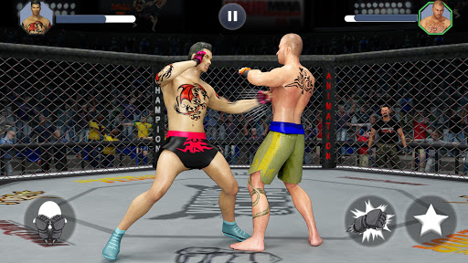 Martial Arts Training Games: MMA Fighting Manager screenshots 1