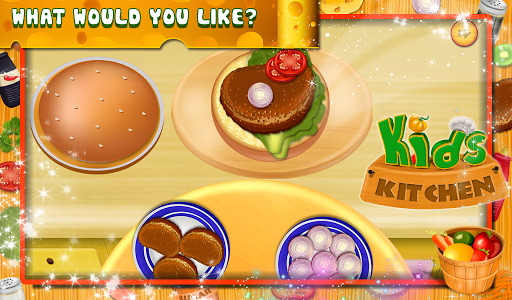 Kids Kitchen 2.8.9 screenshots 3