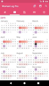 WomanLog Pro Calendar v5.8.36 [Patched] 5
