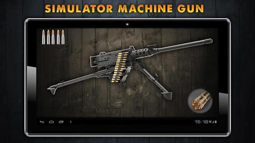 Machine Gun Simulation  screenshots 1