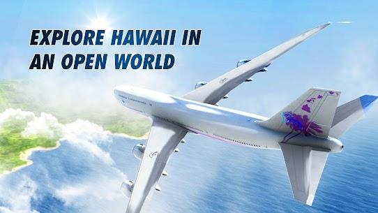 Download Take Off The Flight Simulator (MOD, Money/Fuel/Fast Level Up) 5