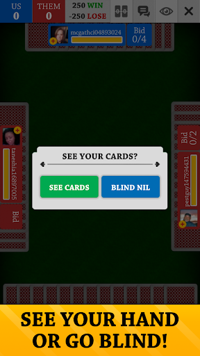 Spades Free: Online and Offline Card Game 3.1.3 6