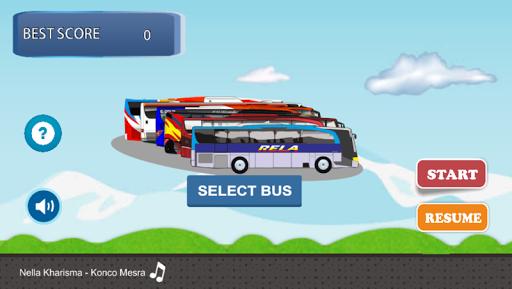 Bus Rela Solo - Purwodadi modiapk screenshots 1