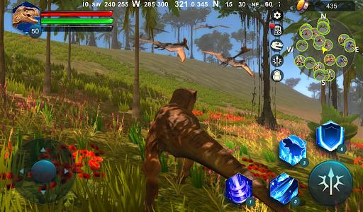 Tyrannosaurus Simulator android2mod screenshots 11
