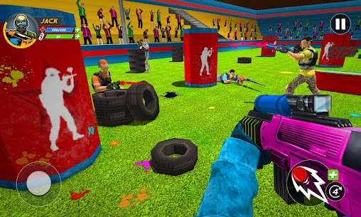 Paintball Shooter Fight: Color For Pc (Windows 7, 8, 10 & Mac) – Free Download 2