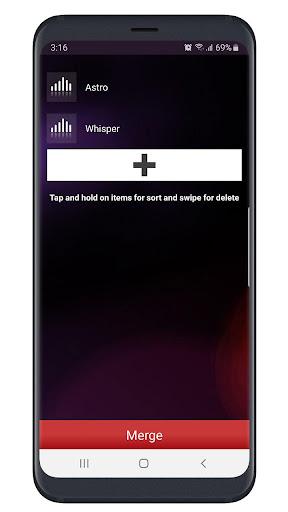 MP3 Cutter and Audio Merger  Screenshots 4