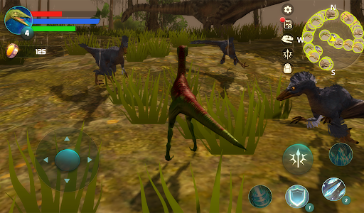 Compsognathus Simulator  screenshots 20