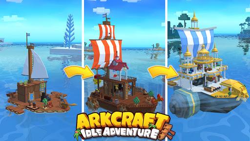 Arkcraft - Idle Adventure 0.0.5 screenshots 11