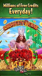 Wizard of OZ Free Slots Casino Games Mod Apk
