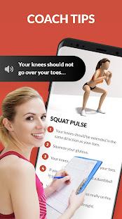 Butt & Leg Workouts - 30 Day Buttocks Workout 1.0.8 Screenshots 7