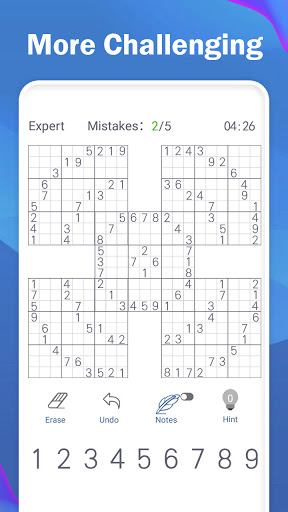 Sudoku Joy - 2021 Free Classic Sudoku Puzzle Game 3.6701 screenshots 12