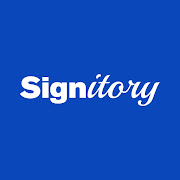 Signitory Blockchain eSigning