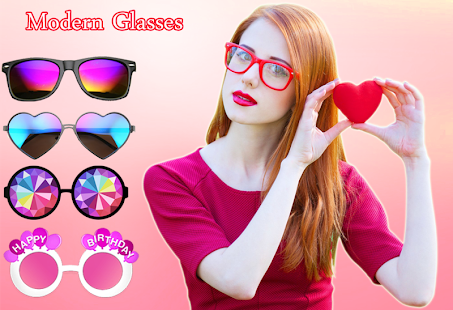 Glasses Photo Editor Pics  Screenshots 4