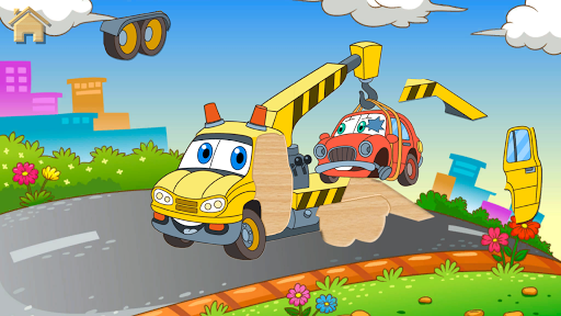 Car Puzzles for Toddlers screenshots 13