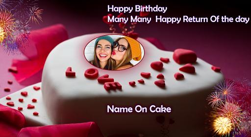 Name Photo On Birthday Cake 7.1.66 screenshots 5