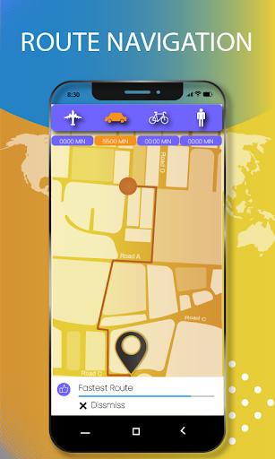 gps navigation tools & speedometer 2020 screenshot 1