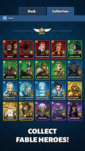Fable Wars: Epic Puzzle RPG 0.20.0 screenshots 5