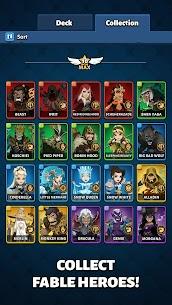 Fable Wars: Epic Puzzle RPG Mod Apk (Auto Win/No Ads) 5