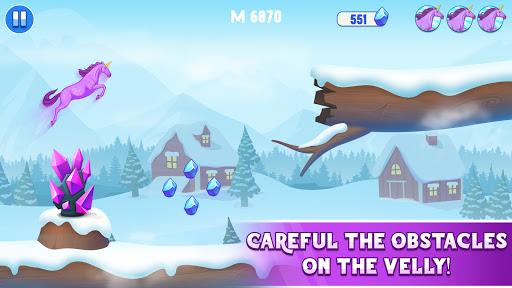 Unicorn Dash: Infinity Run 2.1 screenshots 5