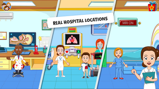 My Town : Hospital and Doctor Games for Kids  screenshots 4
