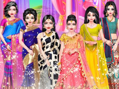 Indian Girl Salon - Indian Girl Games screenshots 1