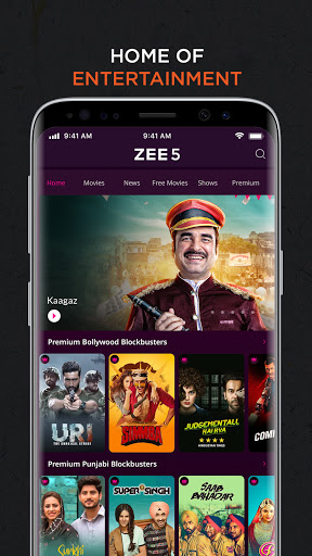 ZEE5: Movies, TV Shows, Web Series  screenshots 1