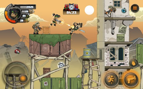 Metal Soldiers 3 MOD APK 2.91 (Unlimited Money) 9