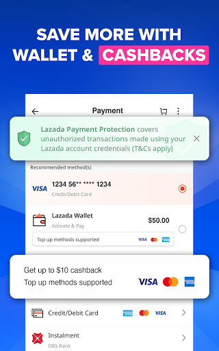 Lazada - #1 Online Shopping App Apkfinish screenshots 12
