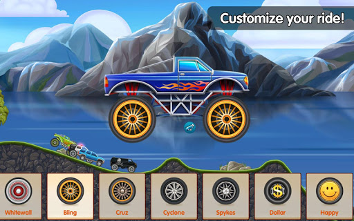 Race Day - Multiplayer Racing  Screenshots 11
