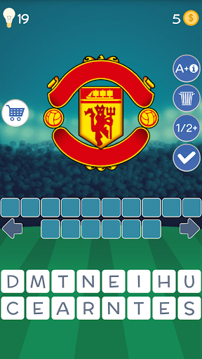 Soccer Clubs Logo Quiz 1.4.41 screenshots 1