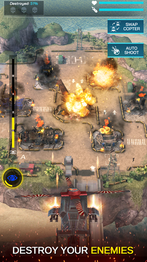Gunship War: Helicopter Strike 1.01.32 screenshots 2