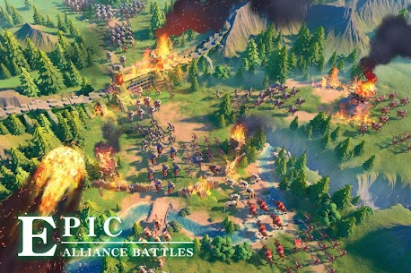Download Rise of Kingdoms: Lost Crusade MOD Apk [Unlimited Money] 4