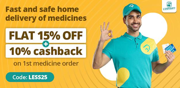 PharmEasy – Online Medicine Ordering App – Mod APK Updated Android 1