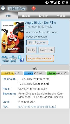 Ab Ins Kino - u00c4ltere version screenshots 3