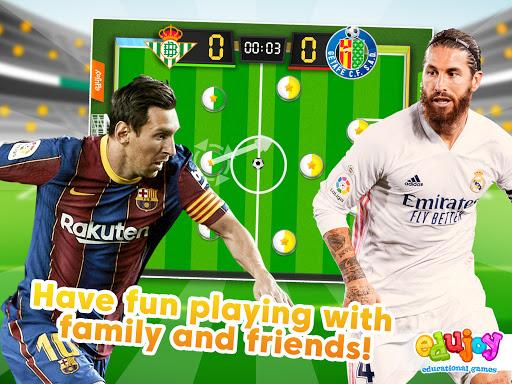 La Liga Educational games. Games for kids screenshots 9