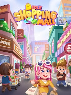 Idle Shopping Mall MOD APK (Unlimited Money) Download 8