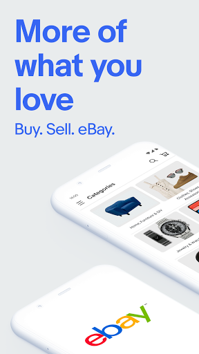 eBay: Discover great deals and sell items online  screenshots 1